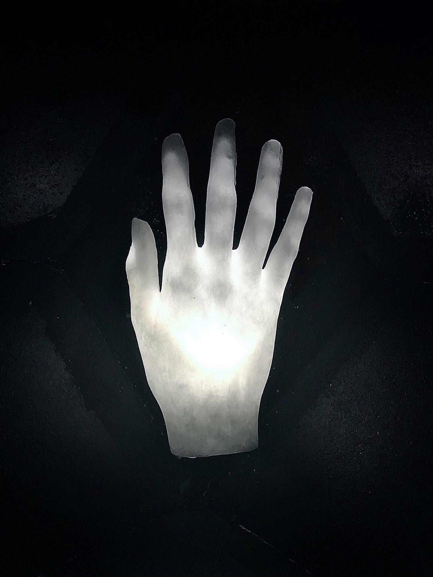 Hand paraffin wax